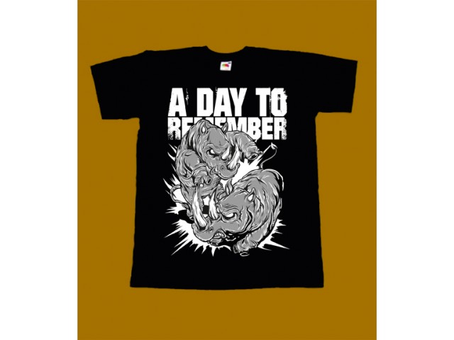 A Day To Remember  Bring The Noise TShirt  amazoncom